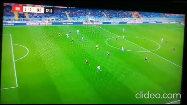 VIDEO | Gol e sintesi partita Genoa-Lazio 2-3, gol di Marusic, Immobile, Cassata, Cataldi e Criscito
