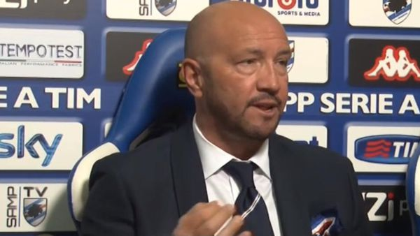 VIDEO | Sampdoria-Vojvodina, Zenga: «Giocatori avevano un virus»