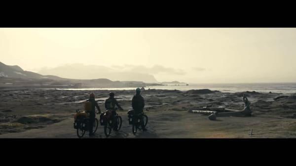 Cicloturisti genovesi alla scoperta della Norvegia: il viaggio diventa un documentario