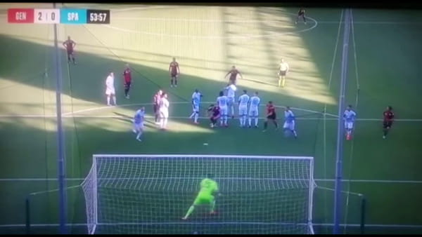 VIDEO | Gol e sintesi partita Genoa-Spal 2-0, gol di Pandev e Schone