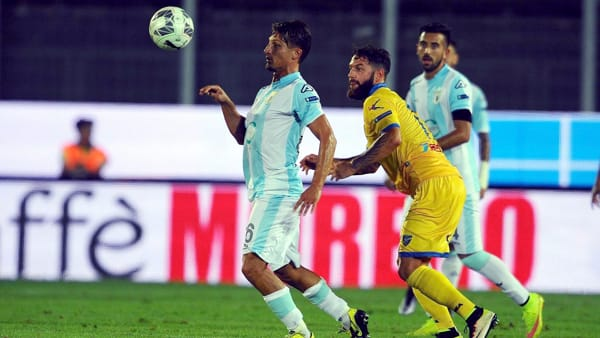 VIDEO | Frosinone-Entella 2-0: Breda stecca all'esordio in campionato
