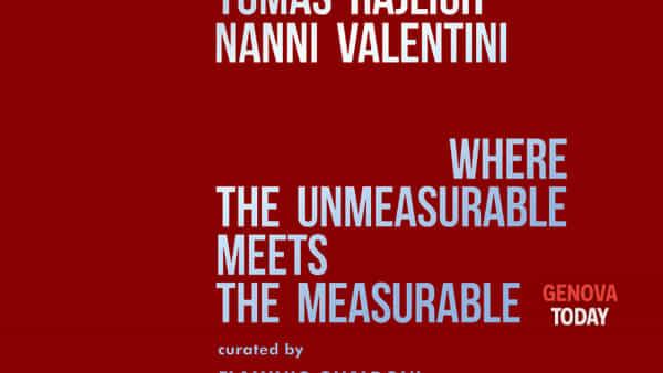 Where the Unmeasurable meets the Measurable: la mostra