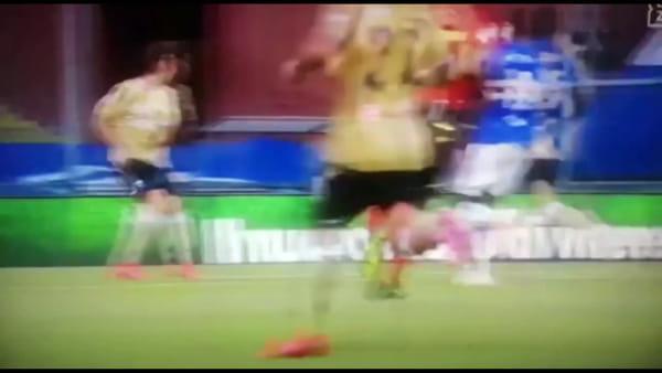 VIDEO | Gol e sintesi partita Sampdoria-Spal 3-0, doppietta di Linetty e gol di Gabbiadini
