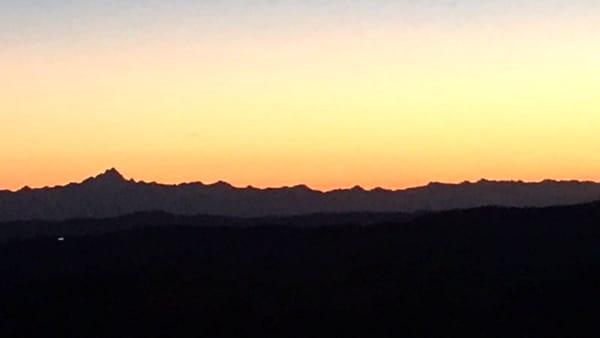Parco del Beigua: escursione al tramonto