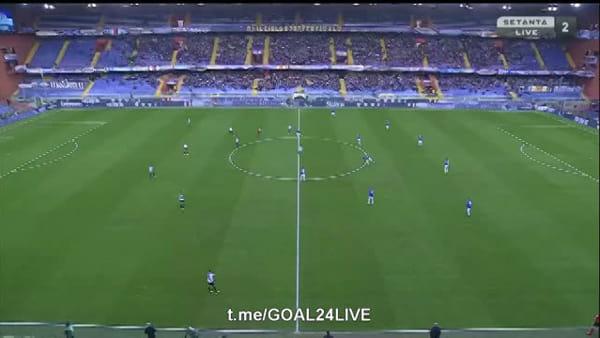 Video e sintesi Sampdoria-Atalanta 0-0