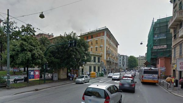 Cornigliano: incidente in moto, arrestato per evasione