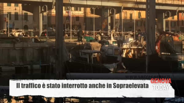 VIDEO | Falso allarme bomba in Darsena, zona evacuata