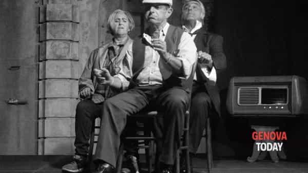"""spettacolo teatrale """"beagle, shyster & beagle, legali da legare"""" - arena conchiglia sestri levante - 1 settembre-4"""