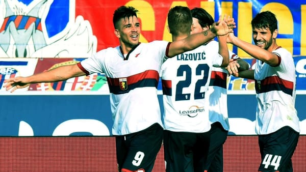 VIDEO | Bologna-Genoa 0-1: ancora Simeone Junior, Grifone corsaro al Dall'Ara