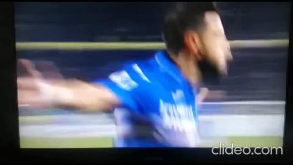 Video gol e sintesi partita Cagliari-Sampdoria 4-3, gol di Quagliarella, Ramirez, Nainggolan, Joao Pedro e Cerri