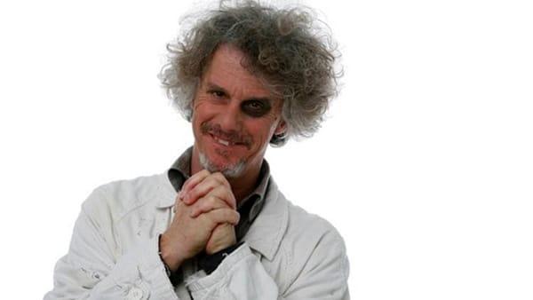 """Paolo Migone porta """"Completamente spettinato"""" al Sipario Strappato di Arenzano"""