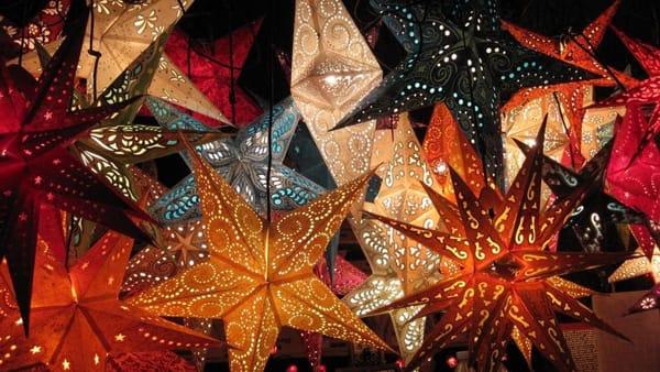 Natale in Festa in via Cecchi