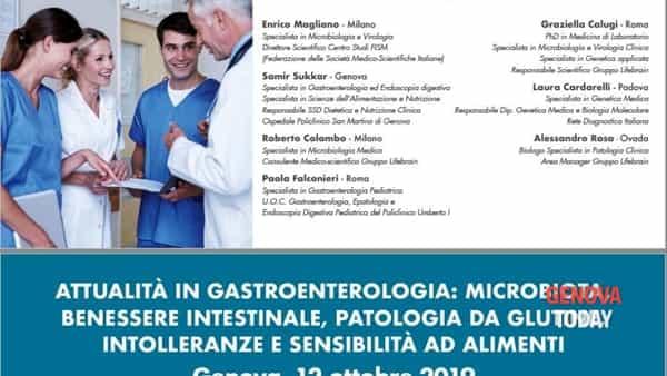 microbiota intestinale: la chiave per il nostro benessere? se ne parla sabato 12 in un convegno a genova  -4