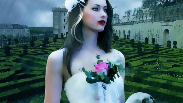 Magic Labyrinth: i caruggi diventano un labirinto incantato