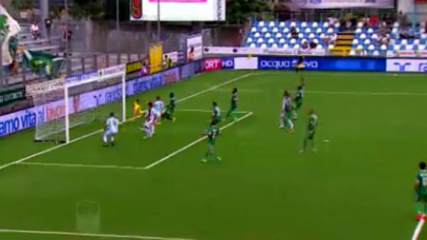 VIDEO | Entella-Avellino 2-0: Masucci e Caputo tornano a far volare la Virtus