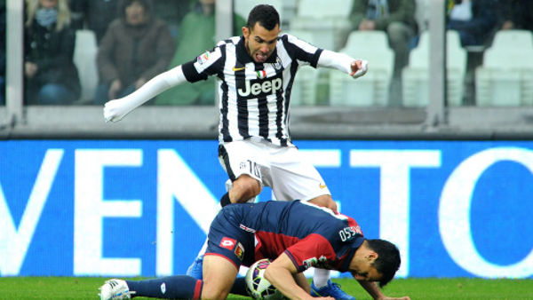 VIDEO | Juventus-Genoa 1-0: Tevez 'vendica' la sconfitta dell'andata