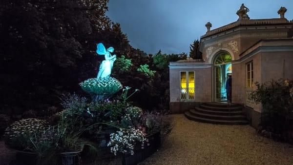 Capodanno Esoterico a Villa Durazzo Pallavicini con cenone e visite guidate