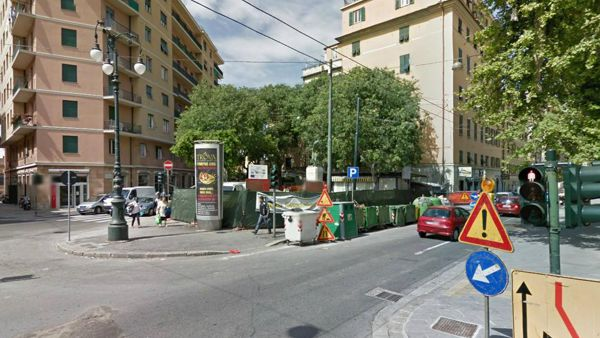 Sampierdarena: accoltellato in un bar in pieno giorno