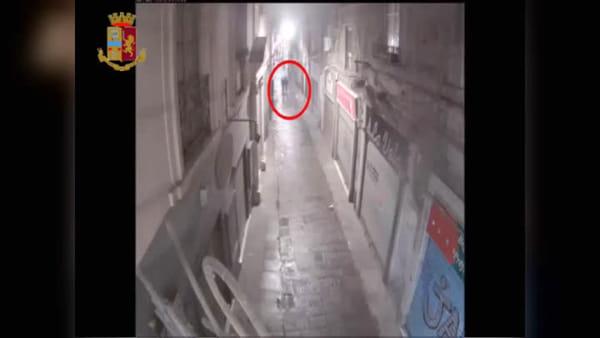 Rapinatori in azione nel centro storico, arrestati | Video