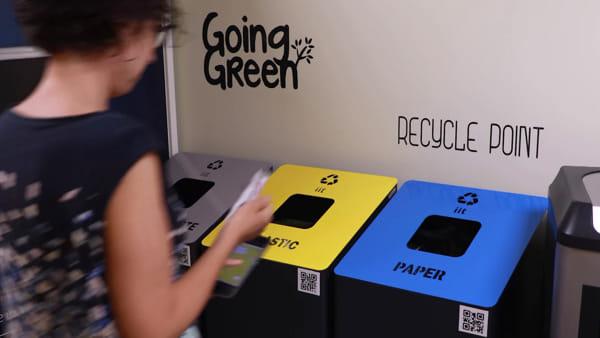 Going Green: la campagna di IIT per l'ambiente. Video
