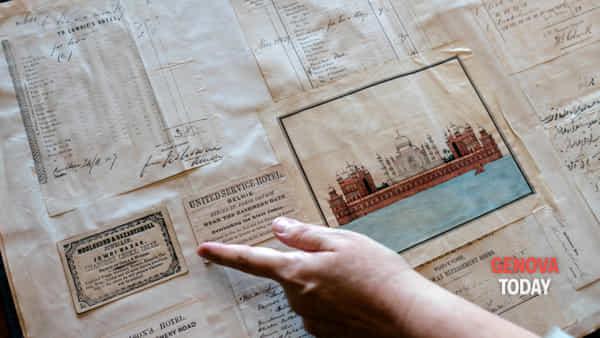 """""""Ritorno al presente"""" con il diario di viaggio del Capitano D'Albertis"""