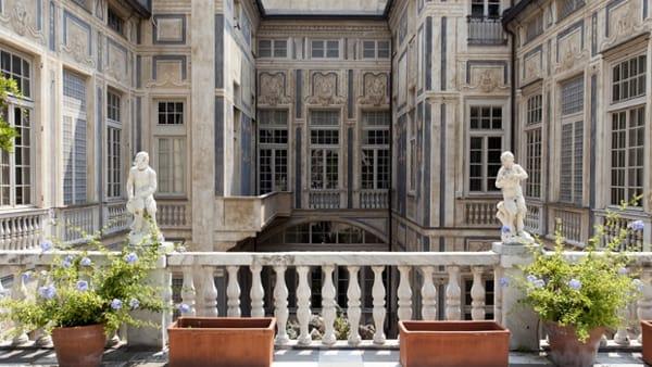 Riapertura speciale di Palazzo Nicolosio Lomellino