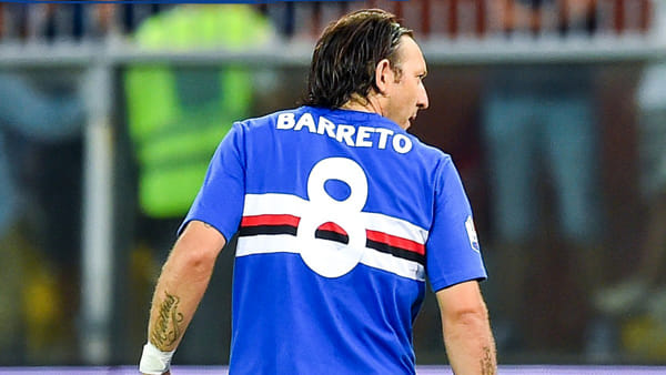 Sampdoria-Verona 2-0, le pagelle: Barreto man of the match, Zapata sprecone