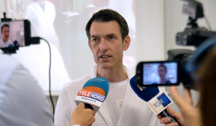 Andrea Moscatelli direttore Rianimazione