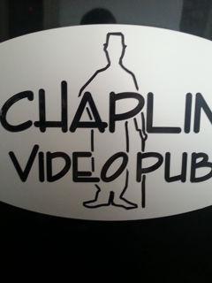 Chaplin video pub