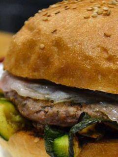 La Moucca, hamburgeria genovese
