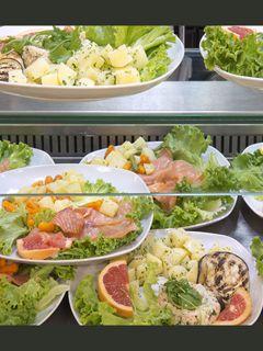 La Cusina food and restaurant